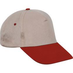 - 0120-11 Bej - Kırmızı Şapka