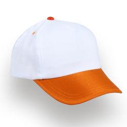 - 0140-13 Beyaz - Turuncu Şapka