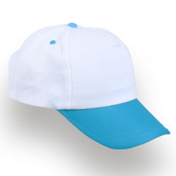 - 0140-18 Beyaz - Turkuaz Şapka