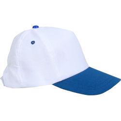 - 0201-23 Beyaz - Saks Mavi Şapka