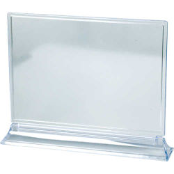 - JH-049 Plastik Broşürlük