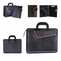 - Sekreterlikli Evrak Çantası Laptop Bölmeli 40X31 Cm, 3 Bölmeli